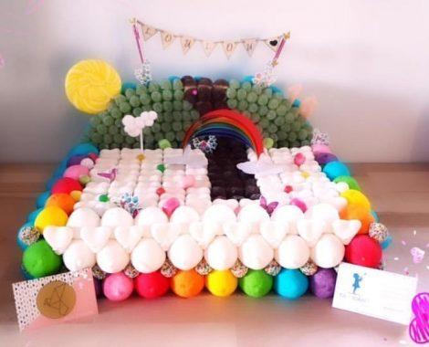 Cake Topper origami