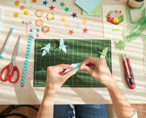 Apprenez l'origami avec les cours particulier