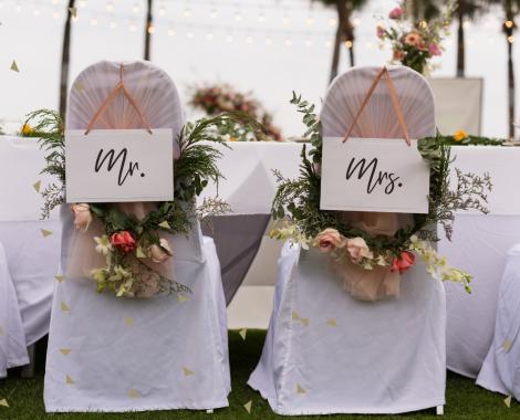 Votre mariage en origami