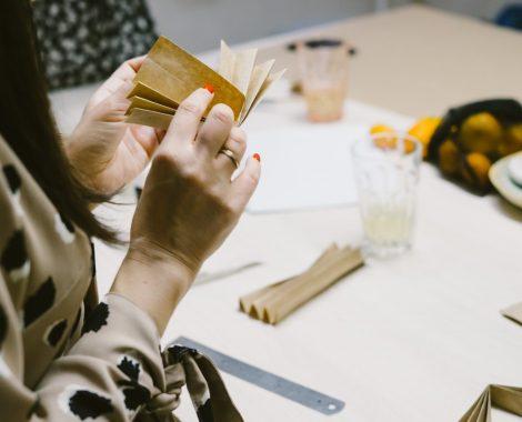 Initiation à l'origami pour refaire chez vous votre déco